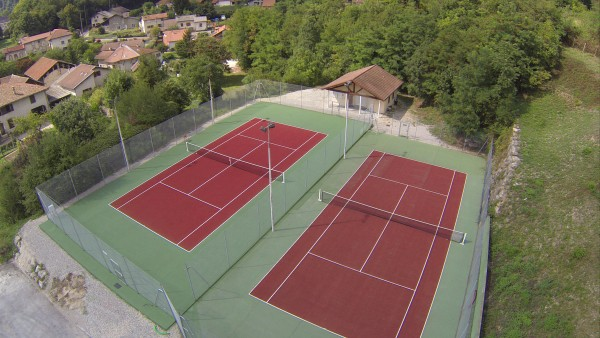 Stage de tennis - Tennis Groupe