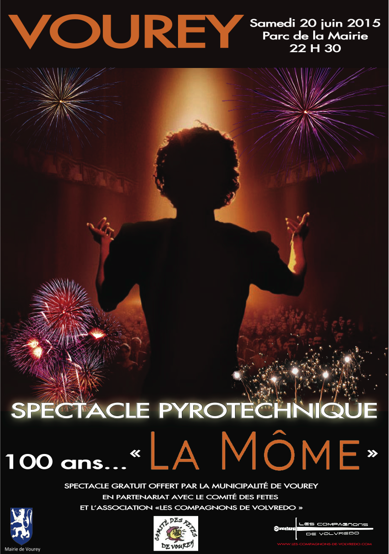 Un exceptionnel spectacle pyrotechnique
