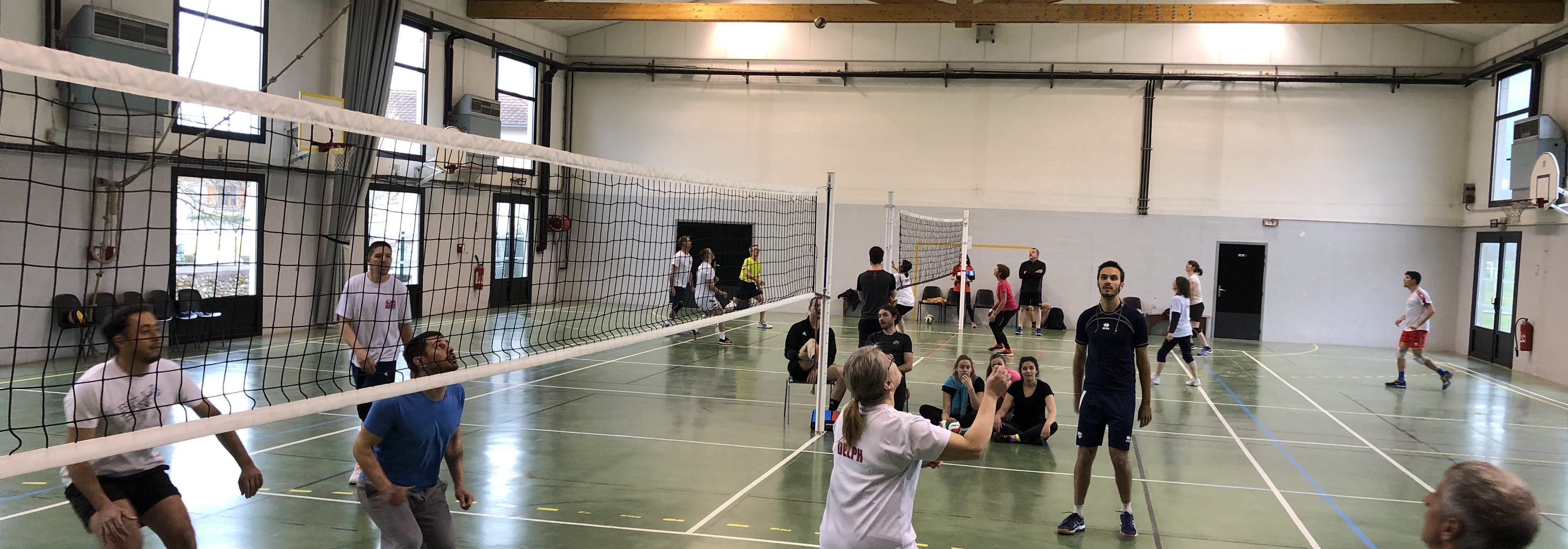 Merci VolleyVou pour ce tournoi inter-associations
