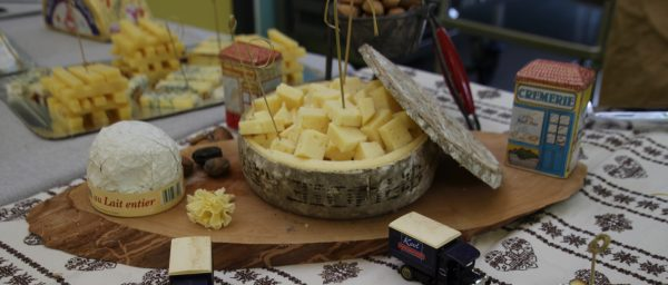 """Animation """"fromages"""" au restaurant scolaire"""